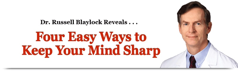 Four Easy Ways to Keep Your Mind Sharp