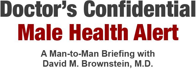 Doctor's Confidential Male Health Alert